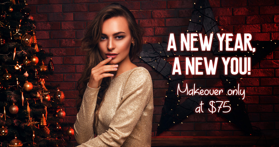 New Year - Makeover Offer