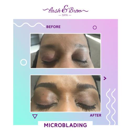 Microblading Eyebrows