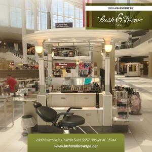 Lash and Brow Spa - Galleria Store