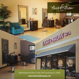 Lash and Brow Spa - Midtown Village Store